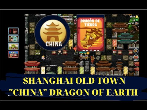 DIGGY'S ADVENTURE SHANGHAI OLD TOWN  (CHINA DRAGON OF EARTH)