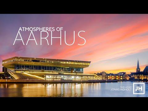 Atmospheres of Aarhus - 4K