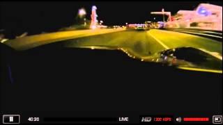 le mans 2014 corvette c7r 73 jordan taylor onboard night