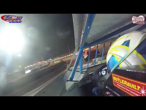 Tate McCollum In Car Steelhead/525 Dixie Speedway 4/27/19!