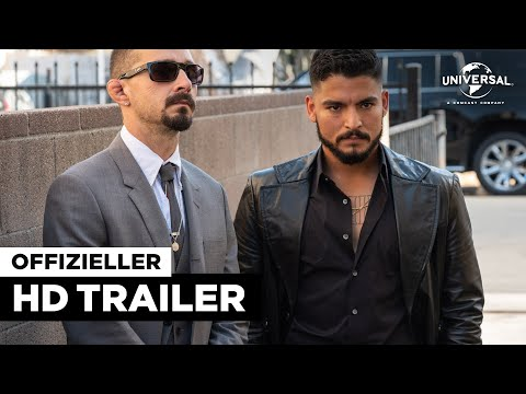 The Tax Collector - Trailer HD deutsch / german - Trailer FSK 16