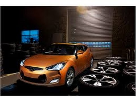 2015 Hyundai Veloster Test Drive Review by Average Guy Car Reviews