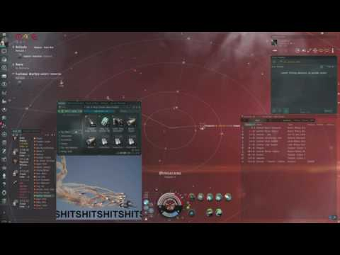 EVE Online PVP Breakdown #12 - The Power of Range Control