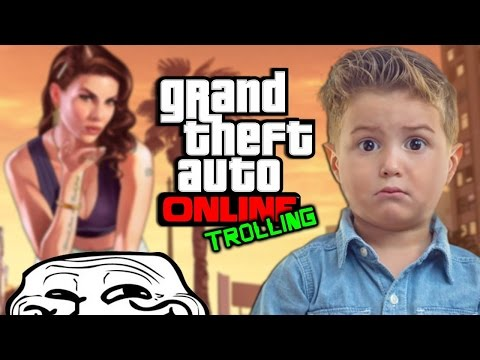 GTA 5 ONLINE | TROLL EPICI CON MOD MENU! GESU' DEVASTA TUTTI! GAMEPLAY ITA GTA 5 FUNNY MOMENTS!