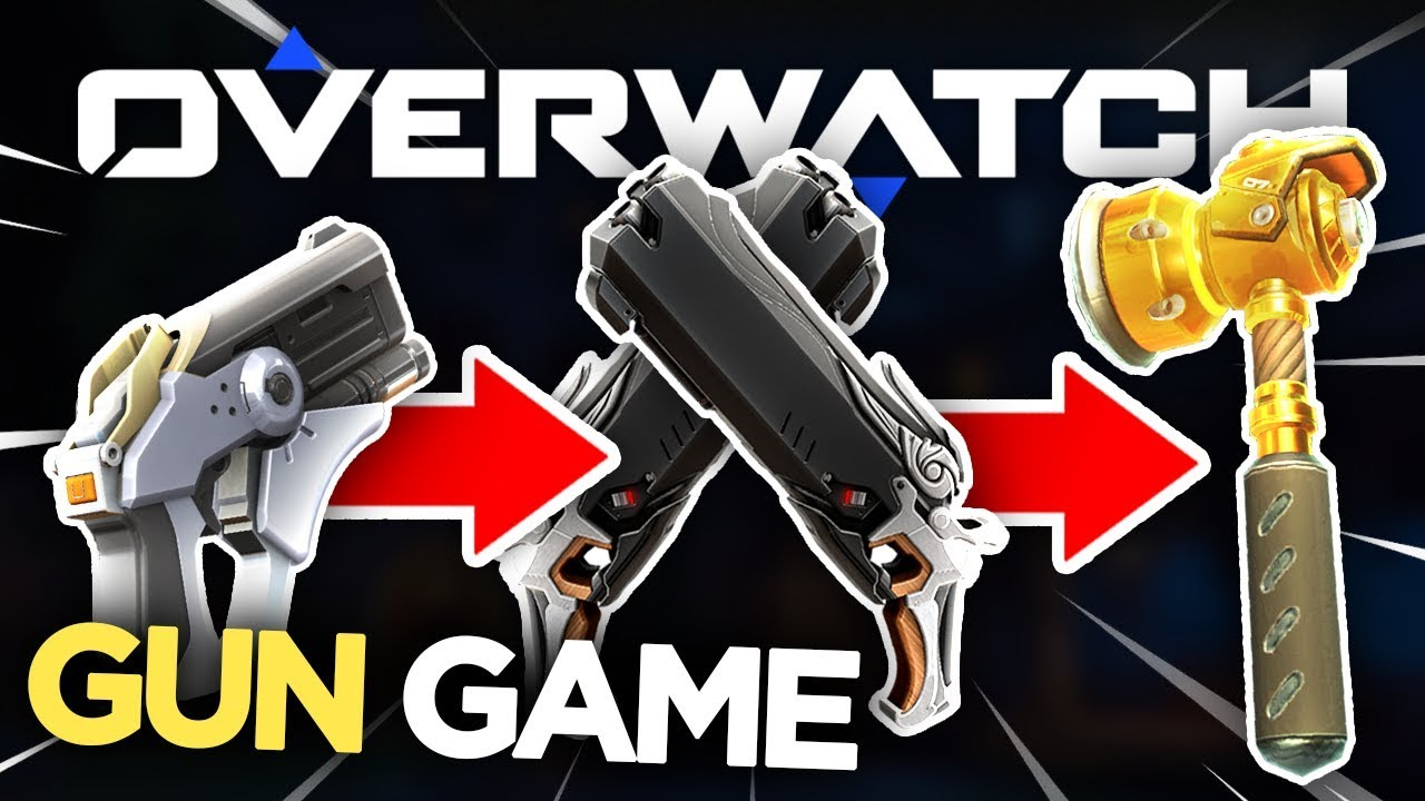 Overwatch Workshop codes: best scripts and creations   PCGamesN