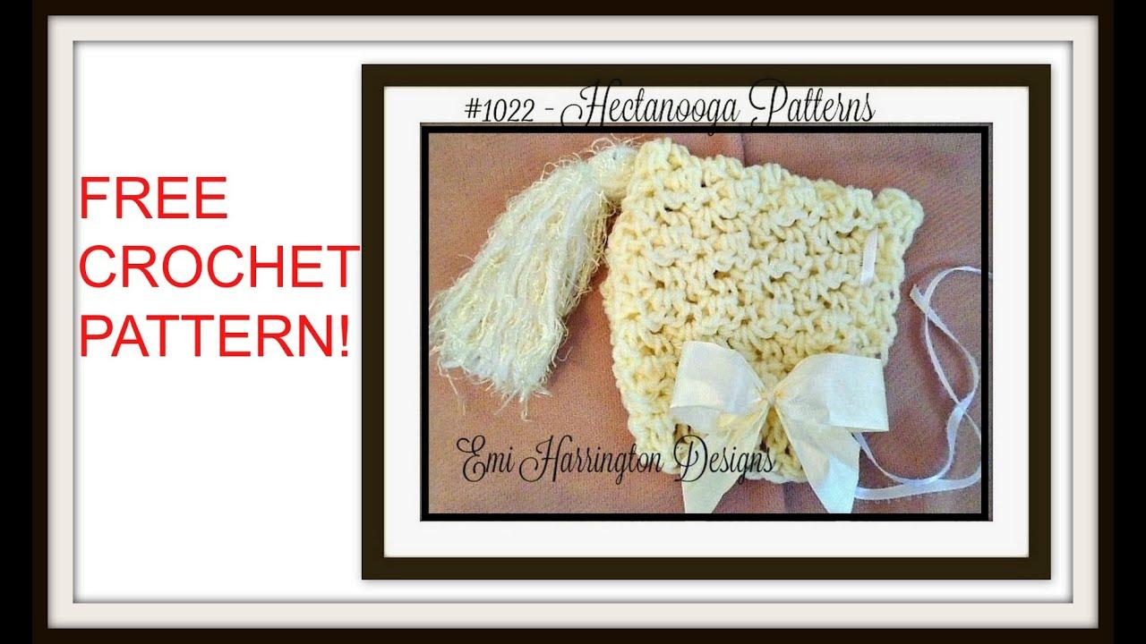 302dec410 FREE CROCHET PATTERN, Baby Elf Hat, 15 minute project, Great shower gift