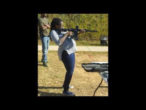 Bug at the Gun Range