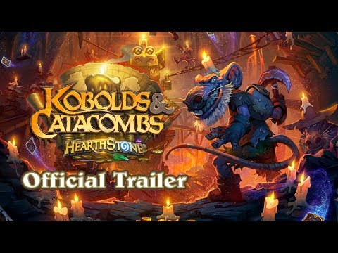 hearthstone:-kobolds-&-catacombs-trailer