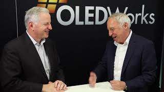 Audi's Head of Light and Visibility Talks OLEDs at ISAL 2019