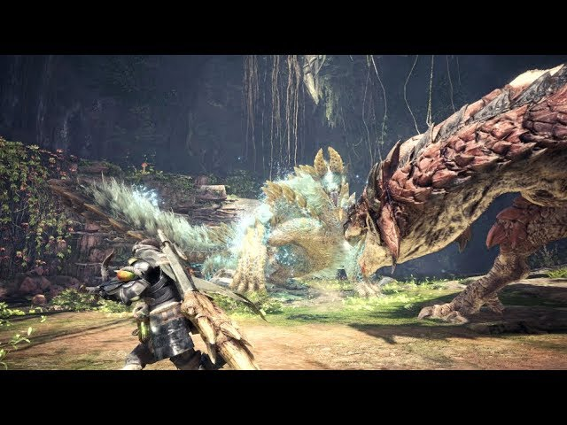 Trailer Zinogre - MH World Iceborne