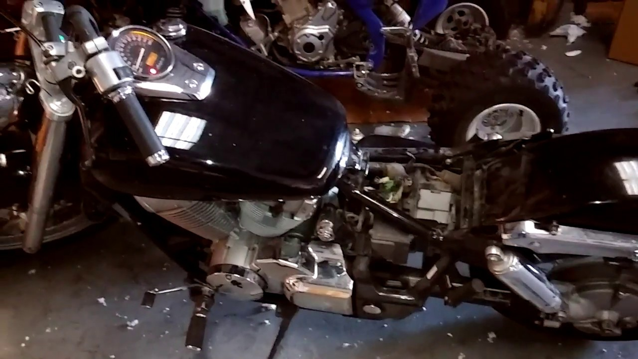 small resolution of hot wire motorcycle 08 honda shadow aero 750