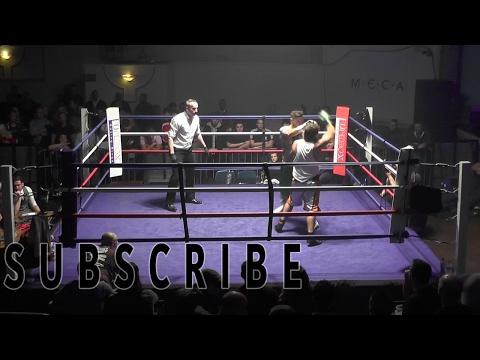 Swindon Fightclub Ben Scott Vs Aidan Hills