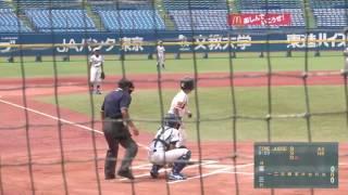 【3回戦】神宮球場 第4試合:新庄ジャイアンツ(富山) - 揥水野球少年団(三重)
