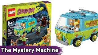 LEGO Scooby-Doo: The Mystery Machine (75902) - Brickworm