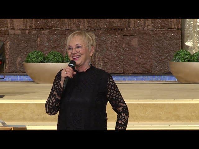 22 April 2018 Söndagsmöte med Linda Bergling