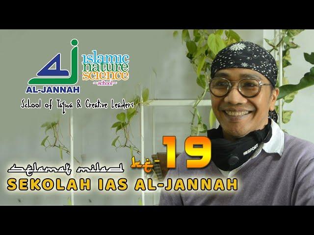 TESTIMONI FOUNDER SEKOLAH ALAM, BAPAK LENDO NOVO UNTUK SEKOLAH IAS AL-JANNAH
