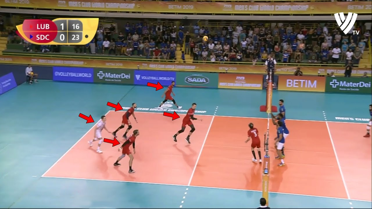 Haikyuu in Real Life Volleyball  Synchronized Moments   ALL TEAM ATTACKS (HD)
