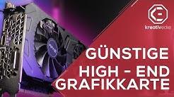 DIE AKTUELL GÜNSTIGSTE HIGH END GRAFIKKARTE ! | 1440p Gaming mit KFA2 GTX 1070 ti