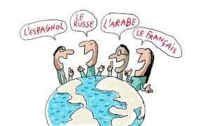quelles sont les langues étrangères les plus parlées dans le monde ? 1 jour 1 question