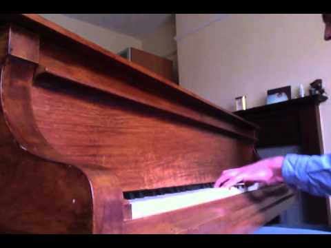 Chuck Leavell inspired piano solo - Honky Tonk Woman cover