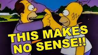 The Simpsons: 10 Major Plot-Holes Everyone Ignores