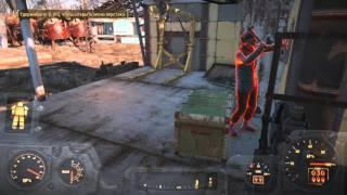 Fallout 4. Способ добычи крышек через избыточное производство воды.