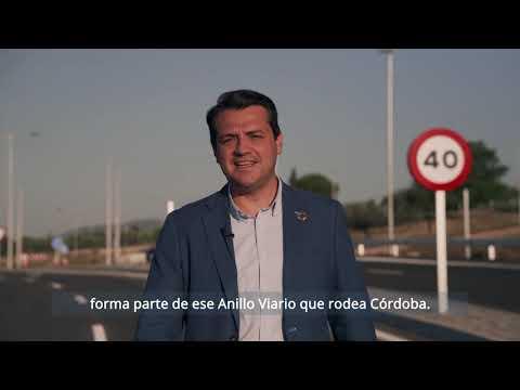 El Ayuntamiento elabora un vídeo para explicar lo que implica la Ronda Norte para la ciudad de Córdoba
