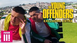 The Young Offenders On Relationships, Styling, And Britain & Ireland   Exclusive Extra