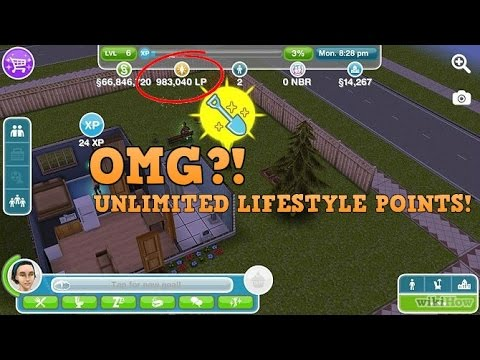 826650627836d HOW TO GET LIFESTYLE POINTS SIMS FREEPLAY (ANY UPDATE OR DEVICE ...