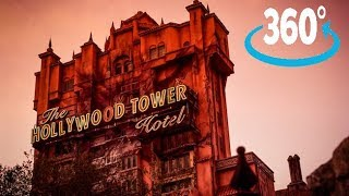 vr ride on twilight zone tower of terror at disney s hollywood studios