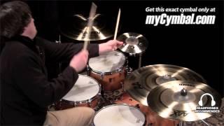 """Sabian 10"""" AAX Air Splash Cymbal (21005XA-1022313A)"""
