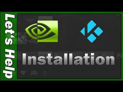 nvidia Shield android TV - KoDi Installation und Grundkonfiguration [deutsch] [Tutorial]