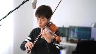 'ON' - BTS (방탄소년단) - violin cover by Daniel Jang