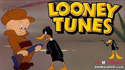 LOONEY TUNES (Looney Toons):  DAFFY DUCK - To Duck or Not To Duck (1943) (Remastered) (HD 1080p)