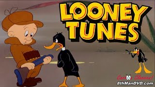 LOONEY TUNES Looney Toons  DAFFY DUCK - To Duck or Not To Duck 1943 Remastered HD 1080p