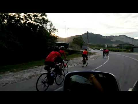 Simpang Pulai to Camera Highland - warm up session (25th Jun 2016)