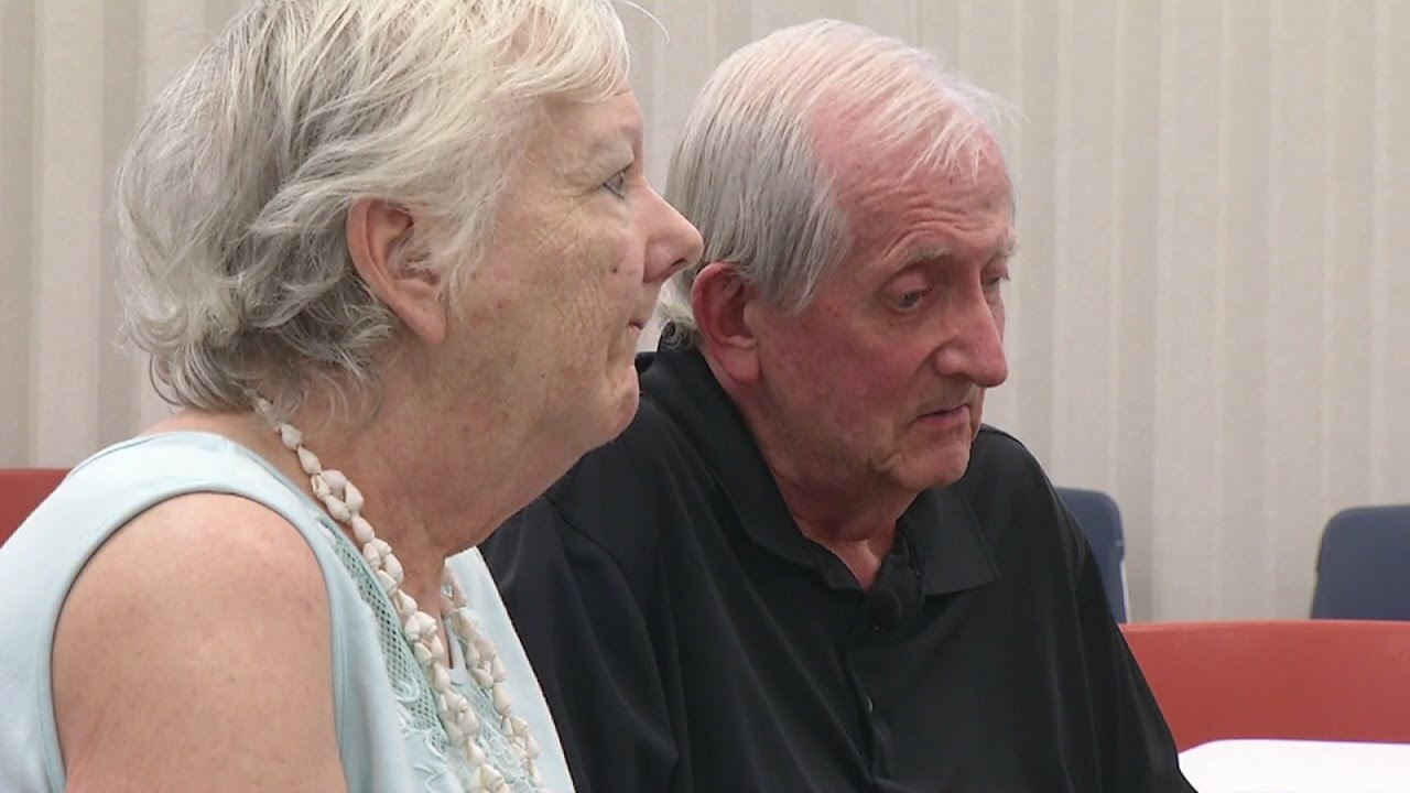 Guardianship Denied For Would Be Groom >> Elderly Couple Fights Guardianship System Youtube