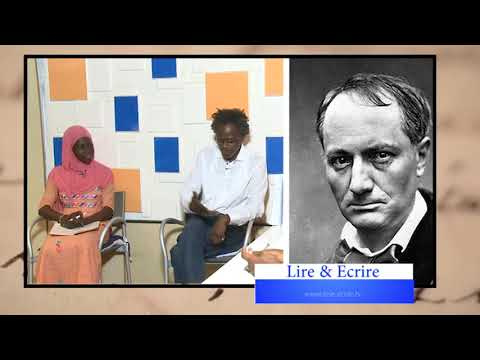 Lire et Ecrire avec PAPE SAMBA KANE PARTIE2
