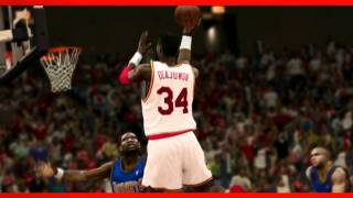 "NBA 2K12 Momentous Trailer Feat. Bad Meets Evil's ""Fast Lane"""