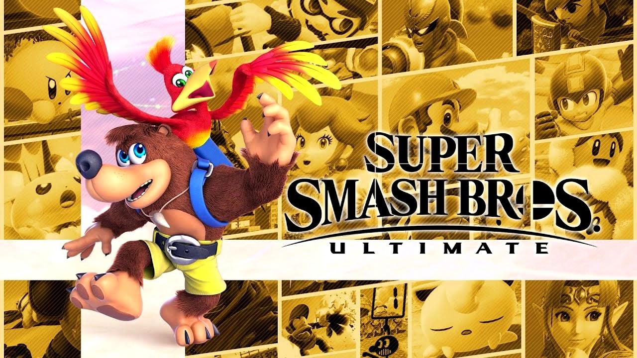 Main Theme (Banjo-Kazooie) - Super Smash Bros. Ultimate