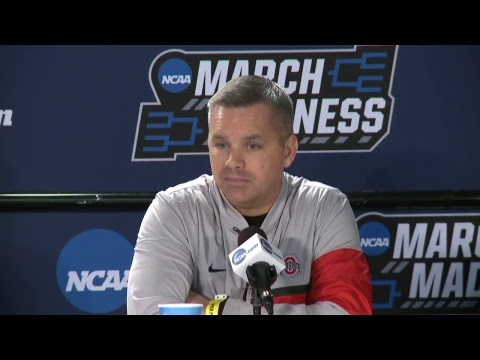 News Conference: UNGC, South Dakota St., Gonzaga, Ohio St.