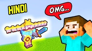 RAVAN ki Lanka Dehan in Minecraft [Hindi/Funny] Happy Dussehra | Hitesh KS