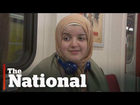 Being Muslim in