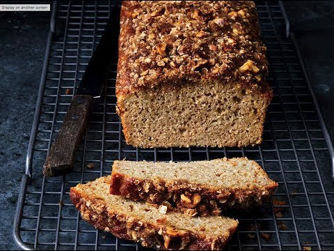 The Secret To Our Best Banana Walnut Bread Is The Oil Live Youtube
