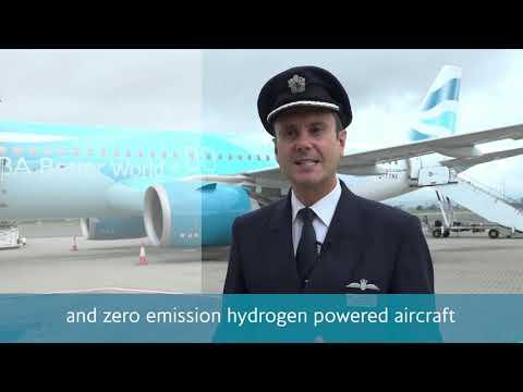 BA Perfect Flight - Airbus A320 - BA Better World