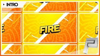 「2D Intro」SpiritFire ➟ By PhantomFX | Paid | Intro #100!