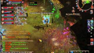Battle of the Immortals Game Play