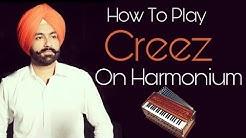 Creez By Tarsem Jassar Play On Harmonium (Learn Harmonium)