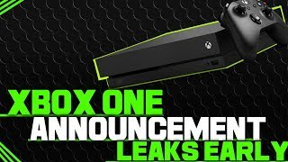 Microsoft Presentation Accidentally Leaks New Xbox One Announcement Early!
