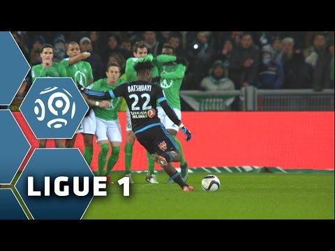 AS Saint-Etienne – Olympique de Marseille (0-2)  – Résumé – (ASSE – OM) / 2015-16